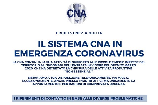 CNA FVG Aperta